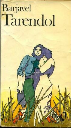 un des livres qui marque l'adolescence!  Tarendol by René Barjavel