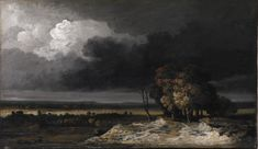 Georges_Michel_-_Gathering_Storm_-_Walters_371991.jpg (1799×1042)
