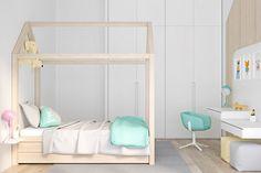 Minimalist Style Design Of A 3 Bed 2 Bath 2 Floor House