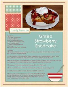 recipe+book | Stampin' Up! Digital Recipe Book | Recipes | Pinterest