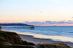 Sunset in Pacific Beach, CA
