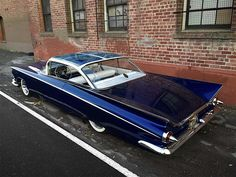 Awesome custom 1959 Buick Lesabre