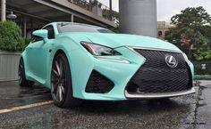 2015 Lexus RC Playdate Includes Vossen SEMA Showcar and APEX Radio-Controlled…