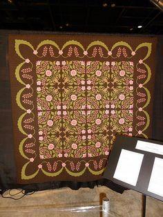 applique, quilt, fabulous design, Sue Garman designer, pattern available