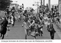 Clovis em Madureira em 1986. Foto Luis Bethencourt