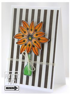 Designed by: Annette Allen  The Alley Way Stamps