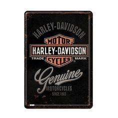 Harley Davidsons Motorcycles Logo