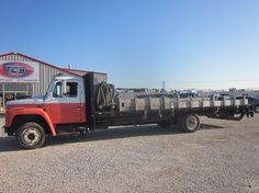 ► 1988 International S1600 Flatbed/Septic Truck  ► LINK: http://www.truckcs.com/Available-Trucks-(1)/All-Trucks-for-Sale/JH547222.aspx