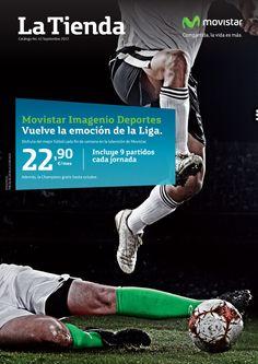 Movistar, el catálogo para particulares aquí http://www.ofertia.com/tiendas/movistar