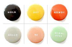 Buttons! - Erin Jang