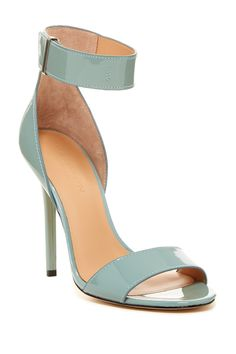 Marley Patent Leather Sandal by Halston Heritage on @nordstrom_rack