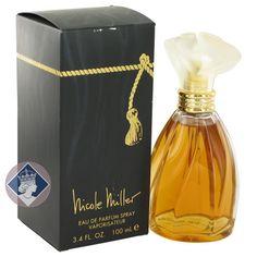 Nicole Miller for Women 100ml/3.4oz Eau De Parfum Spray Perfume Fragrance Rare