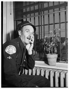 1951 : Marijuana in a Los Angeles Jail