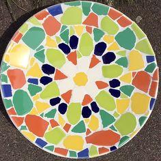 #bloem #schaal #mozaiek #workshop