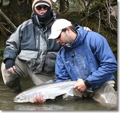 Montana fishing guide school - looking for a cool profession?