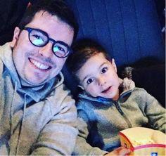 Première fois au cinéma avec Isaac #kinemotion