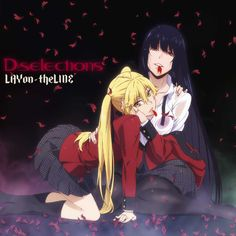 Kakegurui Anime | D-selection - LAYon-theLINE Regular Edition (CD only) | MANGA.TOKYO