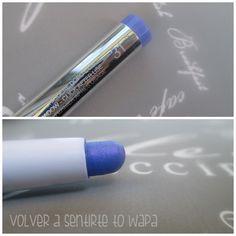 Long Lasting Stick Eyeshadow de Kiko - Colección in the Colours World nº 31