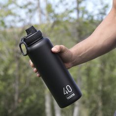 Takeya Insulated Stainless Steel Bottles keep your favorite drink ice cold for up to 24 hours or steaming hot for up to . Takeya Water Bottle, Reduce Reuse Recycle, Insulated Water Bottle, Glass Bottles, Water Bottles, Stainless Steel Water Bottle, Earth Day, Healthy Choices, Outdoor Gear