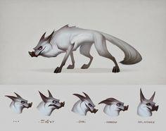 The Hound by Jan Vidra | Animation | 2D | CGSociety