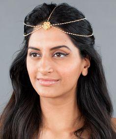 indian saree headpiece | Luxemi | Rent or Buy Designer Indian Sarees, Salwars, Lehengas ...
