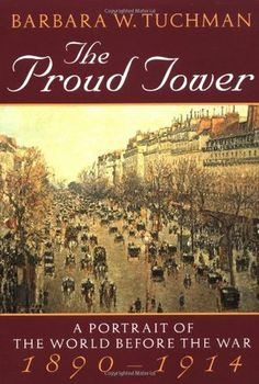 The Proud Tower: A Portrait of the World Before the War 1890-1914. Renowned historian Barbara Tuchman reveals to the reader many of the major international conditions, events, leaders, and instigators leading up to the beginning of WW1. It's a must-read for anyone who is curious about causes and effects.
