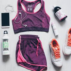 get fit, primark workout clothes, sneakers, sigg bottles