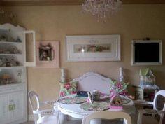 My French Shabby Chic Kitchen.