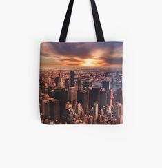Promote | Redbubble High Angle, Ted Baker, Sky, Tote Bag, Bags, Heaven, Handbags, Heavens, Totes