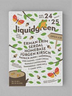 Liquidgreen Open Air by Alexandra Turban