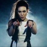 Exclusive Interview with ELIZE RYD (Vocals) (Amaranthe)
