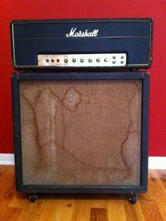 Marshall JMP Bass 20 1969 | Reverb | Vintage Guitar | Pinterest ...