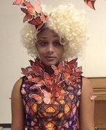 Halloween costume ideas for girls: Effie Trinket from Hunger Games Costume