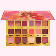 IT'S HERE. THE VENUS XL. I wasn't expecting this type of color scheme. It's definitely a throwback to the original Venus palette but I AIN'T MAD BOUT IT.