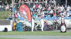 #Speedway - #Motocross #Crash - Bundesliga Finale Deutsche Meisterschaft...