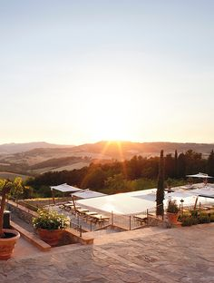 Escapes – Tuscan Paradise at Castello di Casole | Eco Travel Italy