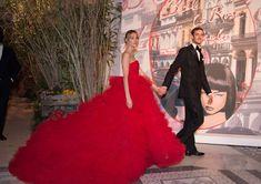 El debut de una princesa, un vestido de alfombra roja y una ausencia destacada en el Baile de la Rosa - Foto 5