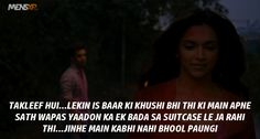 45 Things Yeh Jawaani Hai Deewani Taught Us About Love, Life Friendships End Of Friendship, Best Friendship Quotes, Tv Show Quotes, Movie Quotes, Life Quotes, Bollywood Quotes, Bollywood Songs, Hindi Quotes, Quotations