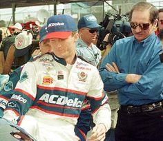 Dale Sr, got Jr. started and the results were good!
