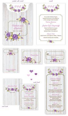 The American Wedding Marketplace | Stylish, Personalized Wedding Invitations, Stationery & More!
