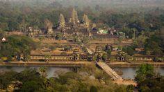 Cambodia Travelling via Travel Happy
