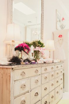 Faire Frou Frou for the Glitter Guide photo by Tim Melideo (a festive Love, Lulu Mae hat on the dresser)