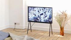 The versatile Serif TV Medium fits harmoniously with any living room