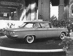 On October 2, 1959, Chevrolet introduced the Corvair, which would be the brand's sole true compact model throughout the 1960s.