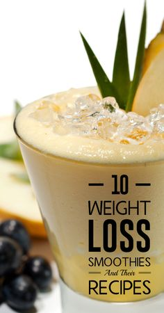 The nutritious & delicious way of losing fat is by including smoothies. Shed your excess belly fat by just sipping in these weight loss smoothies.