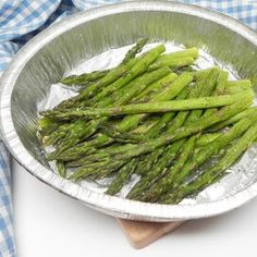 Easiest Asparagus Recipe Recipe | Allrecipes Pan Fried Asparagus, Ways To Cook Asparagus, Saute Asparagus, Asparagus Dishes, Grilled Asparagus Recipes, Recipe Recipe, Italian Side Dishes, Vegetarian Paleo