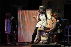 Santa Barbara High School Theatre - LITTLE SHOP OF HORRORS