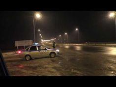 Рождественская ночь в Саратове - YouTube