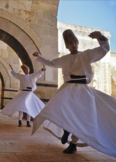 Whirling Dervishes . Istanbul