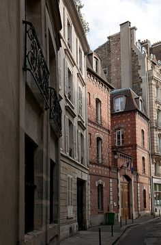 Paris side street